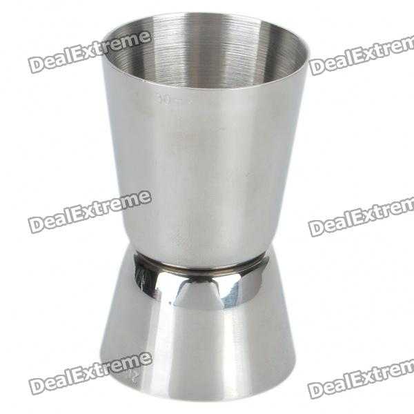 Stainless Steel Dual Measuring Cup (30cc/20cc)