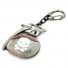 Buy CF Cross Fire Miniature Zinc Alloy Grenade Keychain - Black