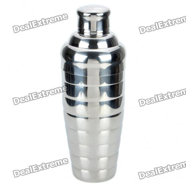 Фото Stainless Steel Cocktail Shaker (750ml) new safurance 200w 12v loud speaker car horn siren warning alarm stainless steel home security safety