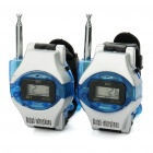 Walkie Talkie Digital Watches for Kids - Random Color (Pair / 12 x LR1130)
