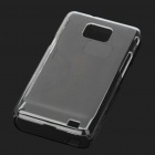 Protective Hard PC Back Case for Samsung Galaxy S2 i9100 - Translucent