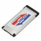 USB3.0 Cardbus Express Card para Laptop