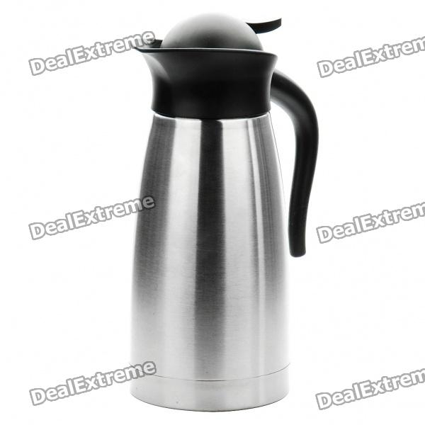Stainless Steel Water Kettle (1200ml) electric kettle uses 304 stainless steel boiling water automatic power off