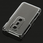 Protective Hard PC Back Case for HTC EVO 3D - Translucent