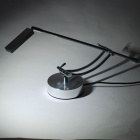 1W 300LM 3-LED 6000K Cold White Light Desk Lamp (AC 100~240V)