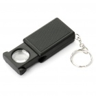 45X Jewelers Loupe/Magnifier Keychain with White LED Light (3 x LR1130)