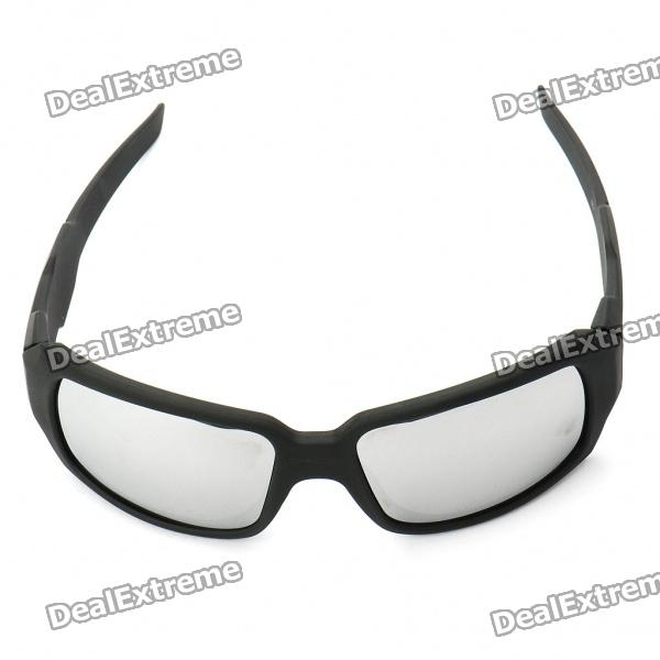 Stylish UV Protection PVC Lens Sports Sunglasses Goggles