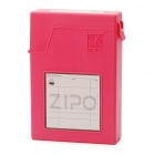 "Stylish Protective Plastic Case for 3.5"" SATA HDD (Random Color)"