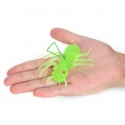 Noctilucent Soft Silicone Ant Toys with Strap (4-Pack)