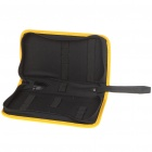 Portable Oxford Fabric Tool Bag - Black