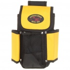 Multifunction Oxford Fabric Tool Bag - Black + Yellow