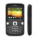 "L223B 2.0"" LCD Dual SIM Dual Network Standby Quadband GSM Qwerty TV Cell Phone w/ FM - Black"