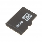 High Speed TF/Micro SDHC Memory Card (Class 4 / 8GB)