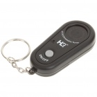 "0.7"" Backlit LCD Guitar Violin Tuner Keychain (1 x CR2032)"