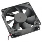 LYF 80mm DC Brushless PC Chassis Cooling Fan - Black