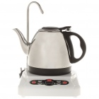 SHANKO 1200W 1.2L Stainless Steel Electric Water Kettle (AC 150~240V)
