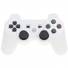Buy on dealextreme.com Rechargeable DoubleShock III 2.4GHz Wireless Gaming Controller w/ Receiver for PS3 - White Sku-93901