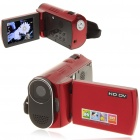 3.0MP Digital Video Camcorder w/ 4X Digital Zoom/AV-Out/SD Slot (2.4&quot; LTPS LCD)