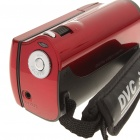 "3.0MP Digital Video Camcorder w/ 4X Digital Zoom/AV-Out/SD Slot (2.4"" LTPS LCD)"