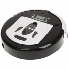 "2.2"" LCD Rechargeable Smart Robotic Auto Vacuum Cleaner w/ Remote Control (AC 100~240V)"