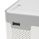 MiLi Photo Printer for iPhone 3G/3GS/4/iPod/Touch/Android Phones - White
