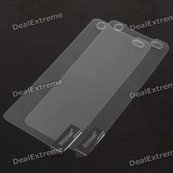 Matte Screen Protector with Electrostatic Cleaning Sticker + Cleaning Cloth for LG OPtimus 2X P990 electrostatic control cleaning brush