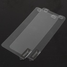 Matte Screen Protector with Electrostatic Cleaning Sticker + Cleaning Cloth for LG OPtimus 2X P990