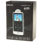 "Dola-DHD001 2.0"" TFT 5.0MP CMOS HD DV Camcorder with HDMI/TF Slot - White"