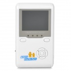 "2.4GHz Wireless 2.4"" LCD Digital Baby Monitor with Night Vision Surveillance Camera"