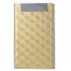 Elegant Metal Business Card Case Holder (Holds About 25-Cards)