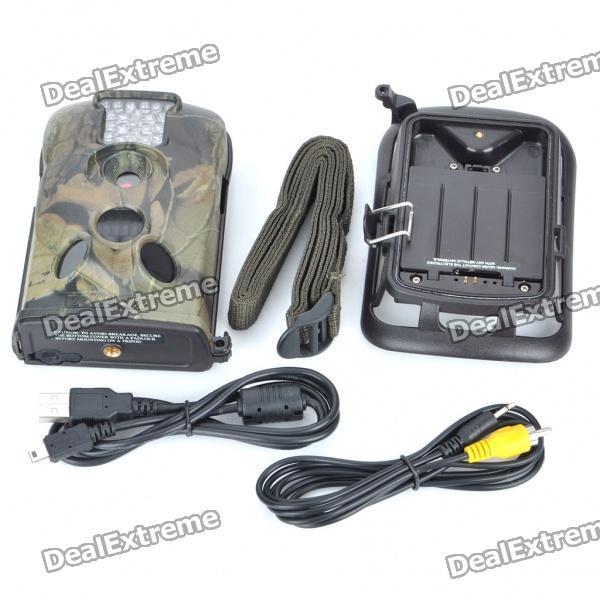 Video camcorder w 25 led ir night vision tv out sd 2 34 tft