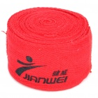 Boxing Sport Adhesive Bandage / Hand Wraps - Red (Paar)