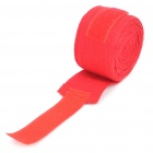Boxing Adhesive Sports Bandage/Hand Wraps - Red (Pair)