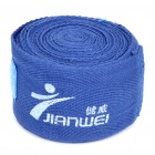 Boxing Adhesive Sports Bandage/Hand Wraps - Blue (Pair)