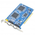 8-Channel Surveillance Audio & Video Monitoring Capture Card