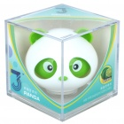 Cute Panda Shaped Car/Home Perfume Air Freshener - Green Lemon Scent
