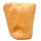 Synthetic Fiber Car Wash Mitt Glove (Random Color)