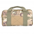 Tactical Airsoft Pistol Holster Carrying Bag - Camouflage