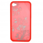 Stylish Protective Back Case for Iphone 4