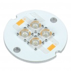 4x1W 190-200Lumen 525-530nm Green Light 4-LED Emitter (6~8V)