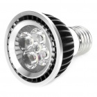 E27 5W 3500K 450-Lumen 5-LED Warm White Light Bulb (85~265V)