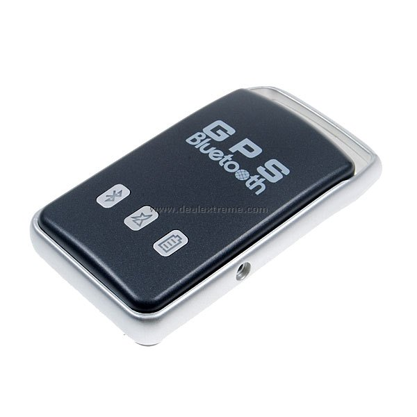 16-Channel Car GPS Bluetooth Receiver