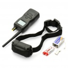 "100 Levels Rechargeable Bark-Control Dog Collar with 1.3"" LCD Remote Controller"