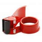 "2"" Iron Tape Cutter - Red"
