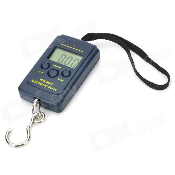 "1.4"" LCD Portable Digital Electronic Weighting Hook Scale"