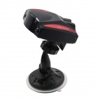 IPU-02 Multi-Band Car Radar Detector w/ Suction Cup Mount (DC 12V)