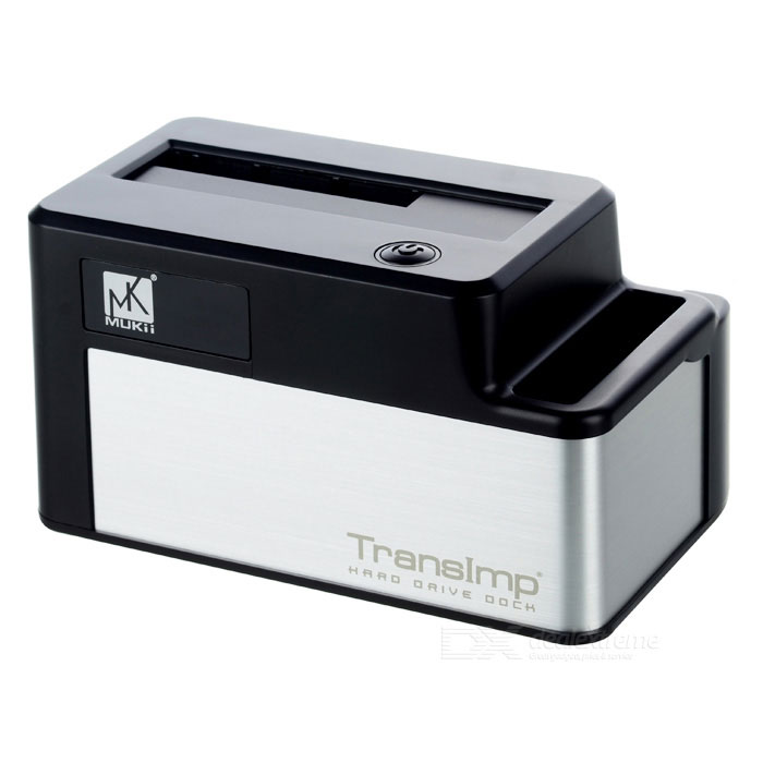 Dual HDD USB 3.0 Docking Station for 2.5