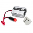 200W Car DC12V to AC220V Power Inverter with USB Port