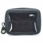 "Bike Handlebar Mounted Holder Bag for 7"" GPS Navigator"