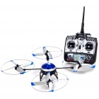 Walkera UFO 5# 2.4G 4CH RC Helicopter Flying Saucer with 3D Gyro / Quad Copter